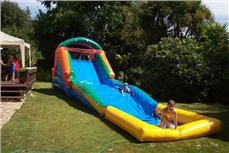 Supa Water Slide