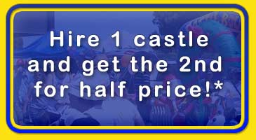 Hire 1 castle and get the 2nd one at half price!