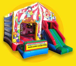 one of our bouncy castles for hire