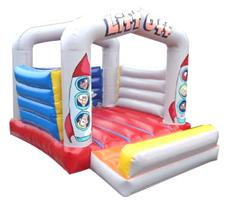 Lift Off Bouncer
